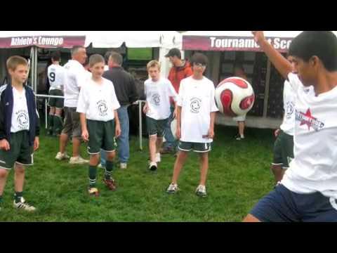 Futboleros @ AC Milan Continental Cup OH 09