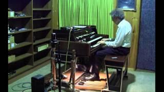 Allan Brewster Hammond X-77 Organ - Danny Boy