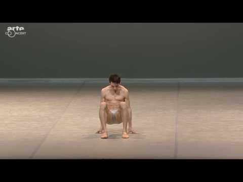 "Michele Esposito ""Nijinsky"" Choreography: John Neumeier"