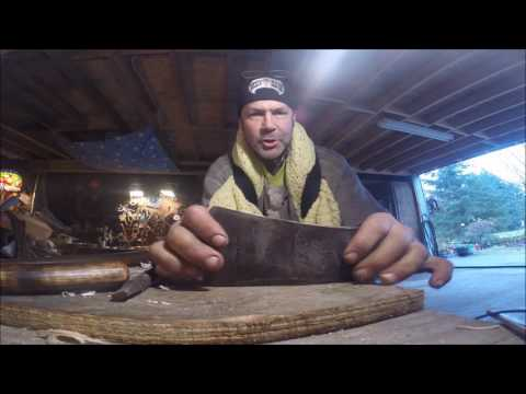 OLD HULTS BRUK AXE RESTORATION  (SMITTY'S)