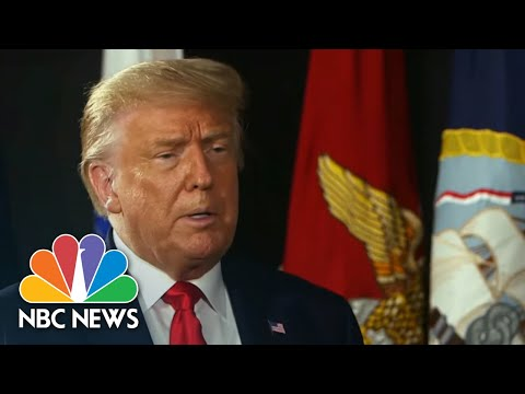 Trump Promises Road To Citizenship For Dreamers In New Interview | NBC Nightly News