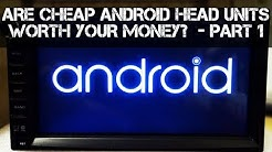 Should I buy a Cheap Android Head Unit? - Part 1 - Ownice C500 Review