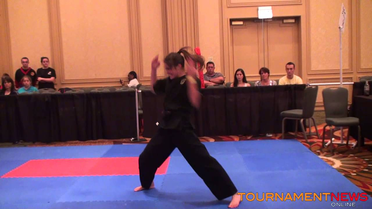 Micayla Johnson Extreme Forms at Battle of Atlanta 2013 ...