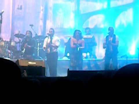 andalucia concierto el barrio espejos madrid 2012 que On concierto el barrio madrid