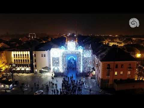 Scaffolding | Klaipeda Light Festival 2018