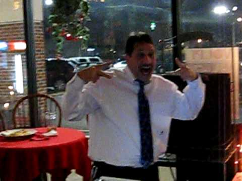 Viviano's New Years Karaoke