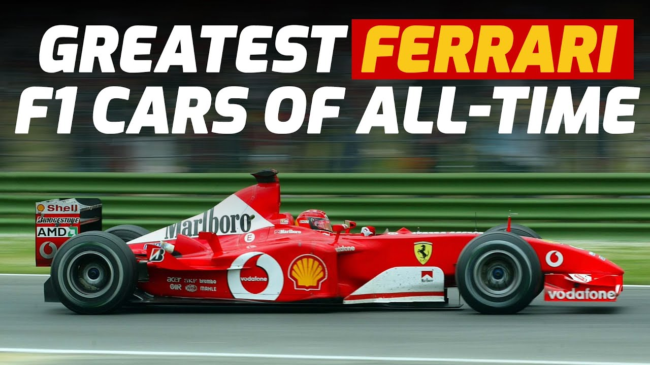 10 Greatest Ferrari F1 Cars Of All Time Ferrari 1000 Crash F1 Youtube