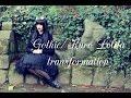 Gothic Kuro Lolita transformation