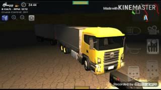 Grand truck simulator. O viajante #5