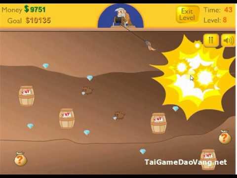 Tải Game Đào Vàng 2013 cho điện thoại Android