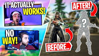 Nobody Realized This Game Changing Trick In Tilted Town! (Fortnite Battle Royale)