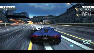 Gameplay Need For Speed Most Wanted Zte Kiss II Max