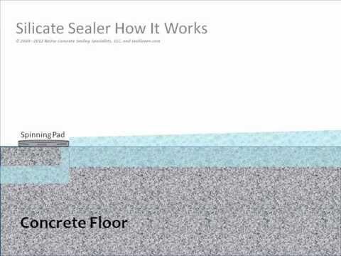 Lithium Vs Sodium Silicate Concrete Densifier Hardener