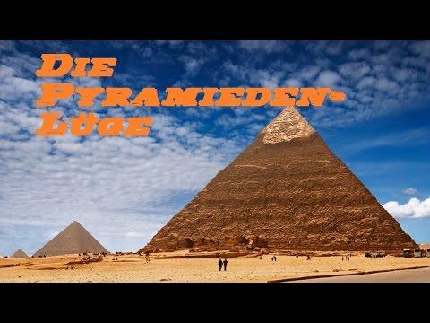 Die Pyramiden Lüge ! Das Geheimnis der Pyramiden - YouTube