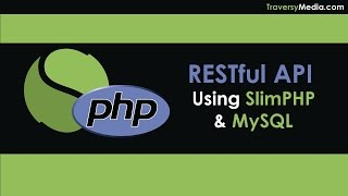 RESTful API With PHP & MySQL Mp3