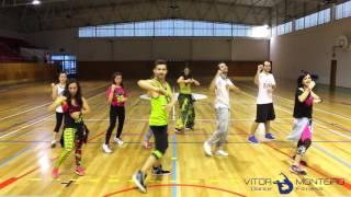 Shakira, Prince Royce - Deja Vu (Zumba Choreo) by Vitor Monteiro