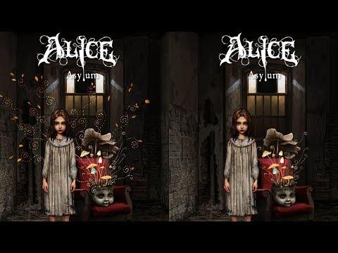 Alice: Asylum in the Land of Magic Swirls