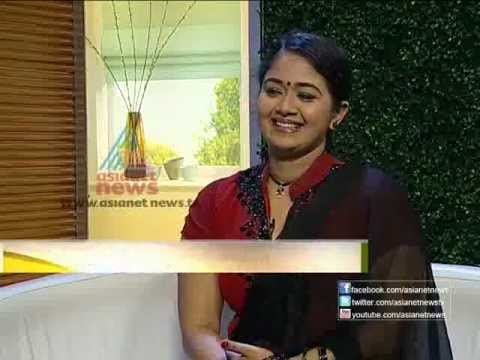 Interview:Film/Serial Actress Saranya making her...