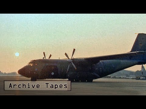 Why RAF Pilots Had To Land Differently In Bosnia 1992 Documentary  Forces TV