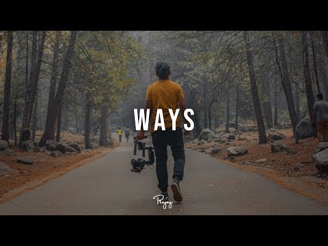 """Ways"" – Inspiring Motivational Rap Beat 