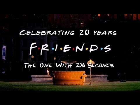 Watch All 236 Episodes Of 'Friends' In The Very Succinct 'The One With 236 Seconds'