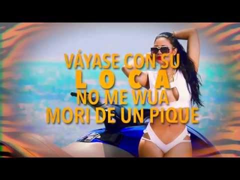 Milka La Mas Dura - Plato de Segunda Mesa (Lyric Video)