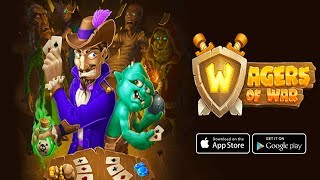 Wagers of War - Android/iOS Gameplay ᴴᴰ