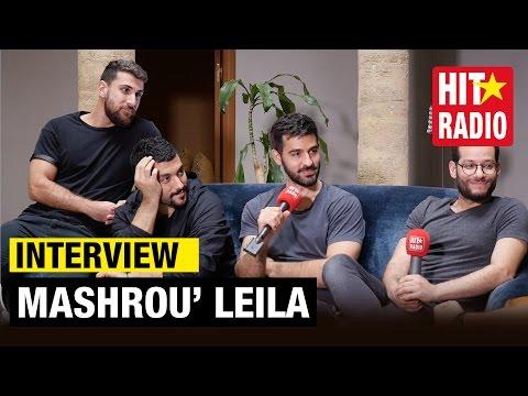 """[INTERVIEW] MASHROU' LEILA: """"LE MAROC EST L'UN DES RARES PAYS ARABES OÙ ON PEUT JOUER"""""""