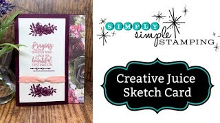 Simple Card Layout Double Feature | Creative Juice