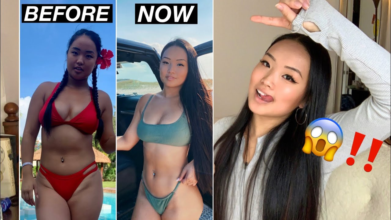 MY 1 YEAR BODY TRANSFORMATION 2020 | how I did it, tips, & advice