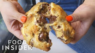 The Best Chocolate Chip Cookie In NYC | Best Of The Best