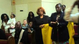 PASTOR HAYWOOD NICHOLAS WILLIAM AT FULL GOSPEL MARCH 27 2012 RIVIERA BEACH FLA