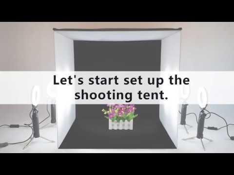 Fositan Studio Light Box 24x24inch Youtube