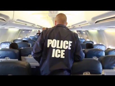 ICE Repatriation Flights to Central America