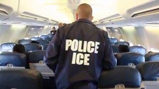ICE Repatriation Flights to Central America