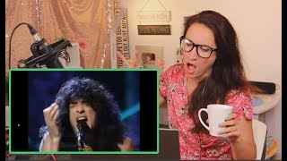 Vocal Coach REACTS to KISS - I Still Love you