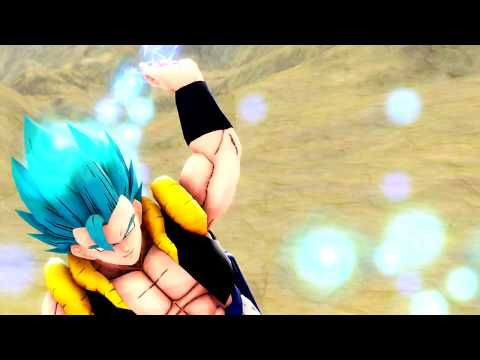 (SFM) SSB Gogeta |Dragon Ball Super Broly|