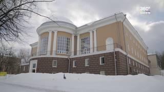 Детская библиотека имени В.Ф. Морозова переезжает