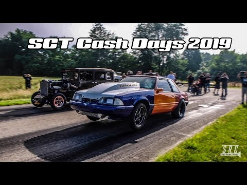 $$ CASH DAYS STREET RACING (2019)