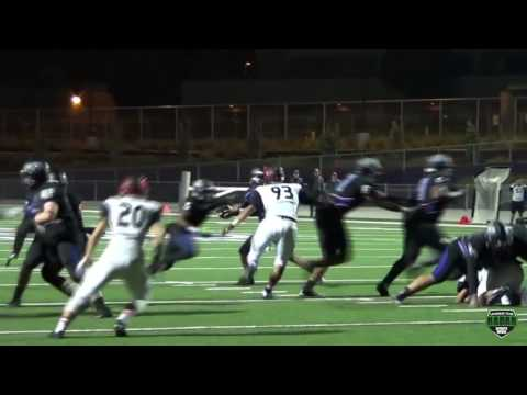 HSFB California : Rancho Cucamonga v Murrieta Valley : Highlight Mix 2016
