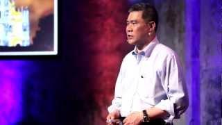 TEDxTaipeiChange 2012 - 海英俊 Mr.Yancey Hai - 繁華與真淳,科技賦予藝術新生命