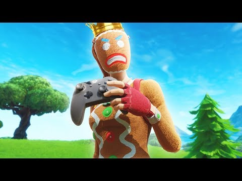Meet Ghost Innocents | The Fortnite Solo Squad KING (#1 Xbox Fortnite Player)