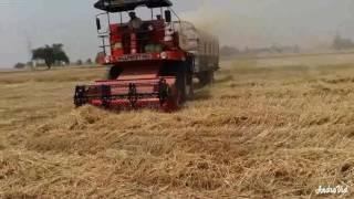Gillpreet straw reaper