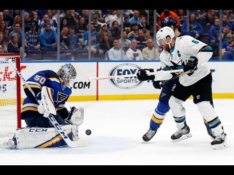 Amazing Game Six Between Sharks and Blues