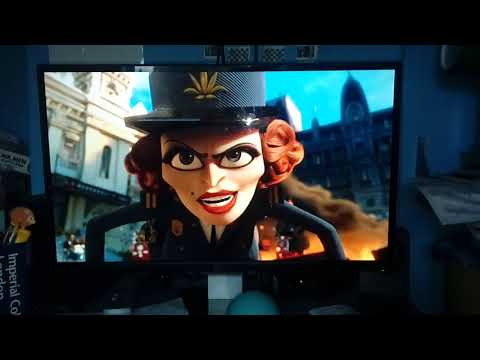 Madagascar 3 Europe's Most Wanted Car Chase Scene