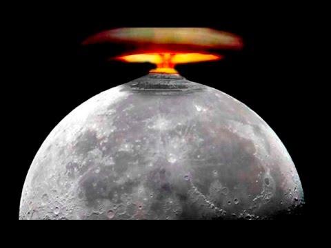 Resultado de imagen de plan secreto para detonar una bomba nuclear en la luna c