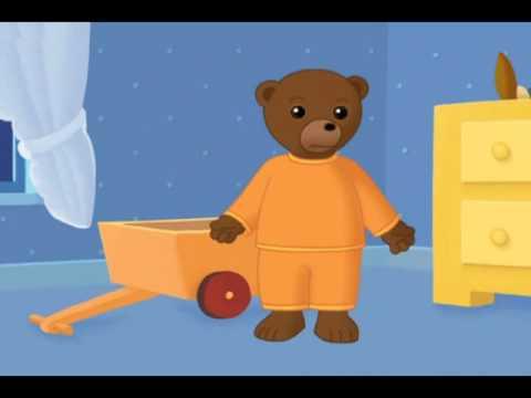 Petit ours brun episode 2 petit ours brun a perdu son - Petit ours brun a l ecole ...
