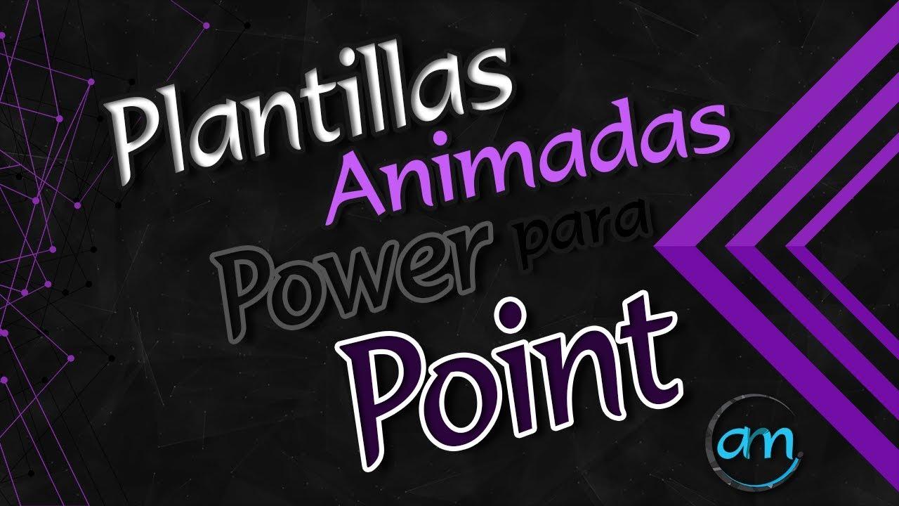 plantillas animadas para power point youtube