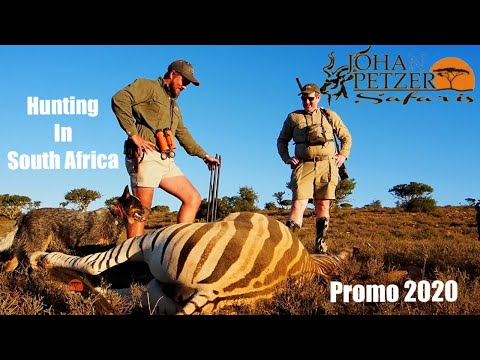 Hunting In Africa |Johan Petzer Safaris 2020