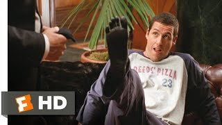 Video Mr. Deeds (3/8) Movie CLIP - Whacking the Foot (2002) HD download MP3, 3GP, MP4, WEBM, AVI, FLV September 2017